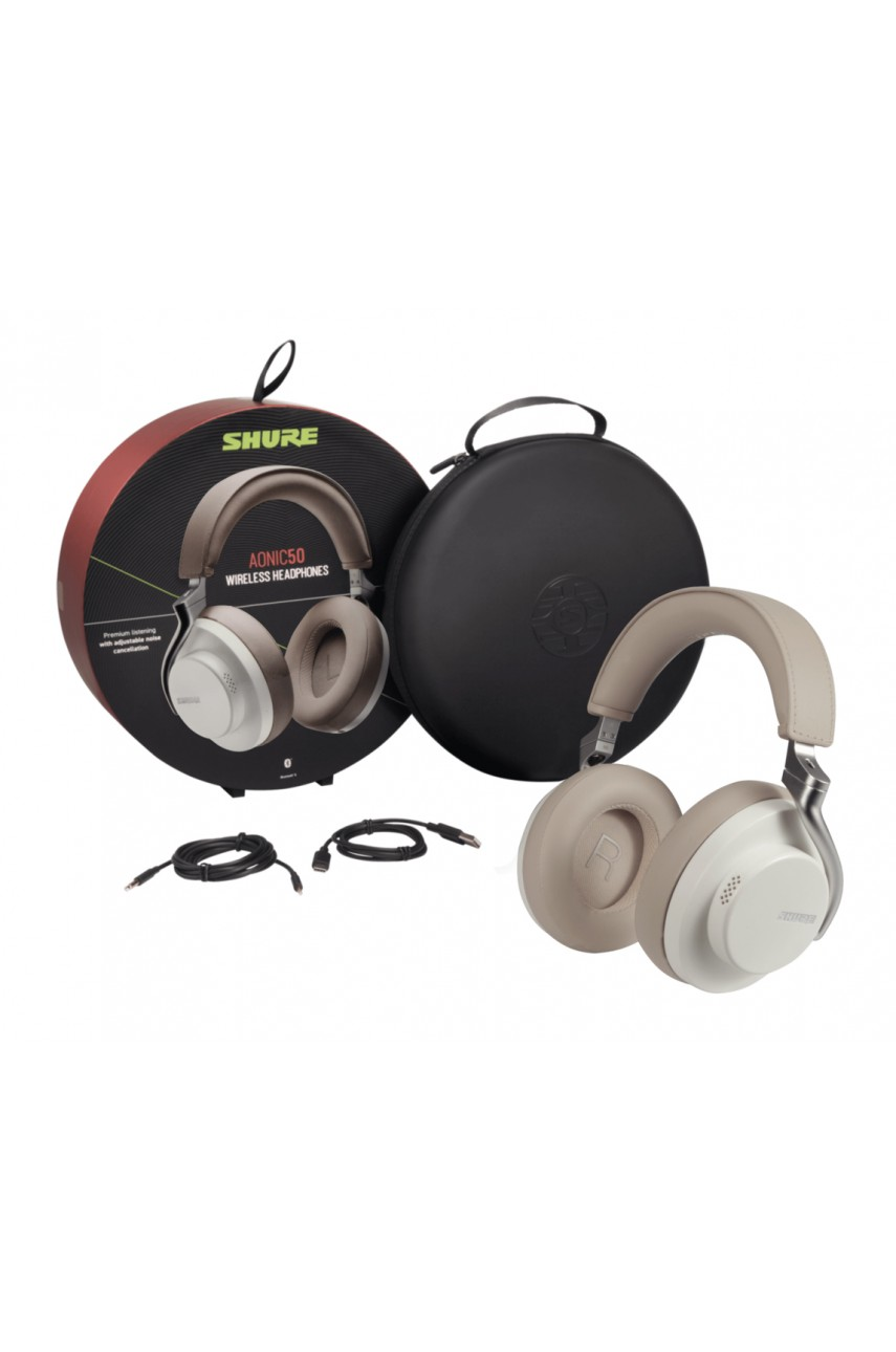 Shure AONIC 50 SBH2350-WH-EFS